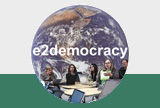 Logo: e2democracy